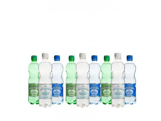Woda Mineralna Buskowianka Zdrój 0,5 L