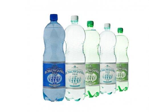 Woda Mineralna Buskowianka Zdrój 1,5 L